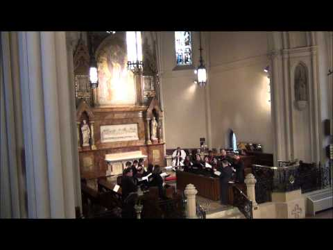 The Crucifixion (J. Stainer) parts 1 - 10 on Good Friday 2014 @ St. John's Detroit