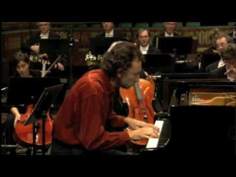 La cadence de François-René Duchâche dans le 1er mouvement du 3ème concerto de Beethoven