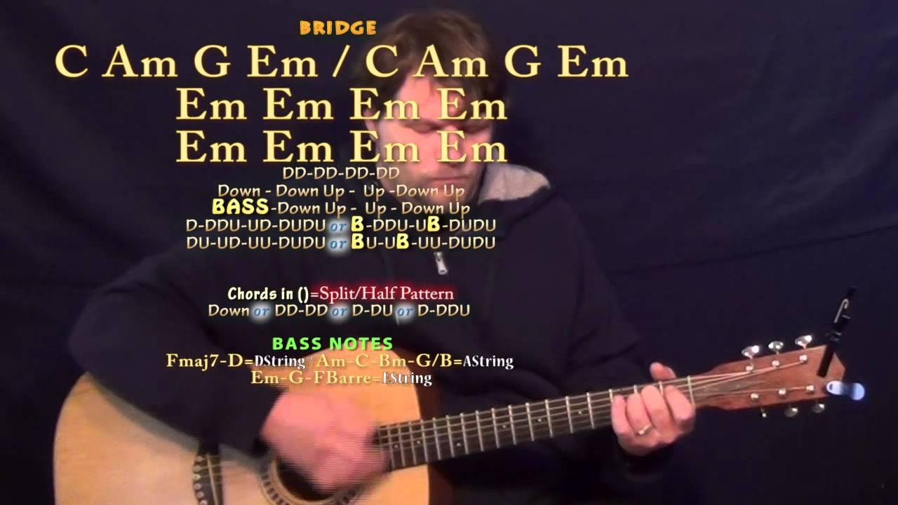 Company Justin Bieber Guitar Lesson Chord Chart Youtube