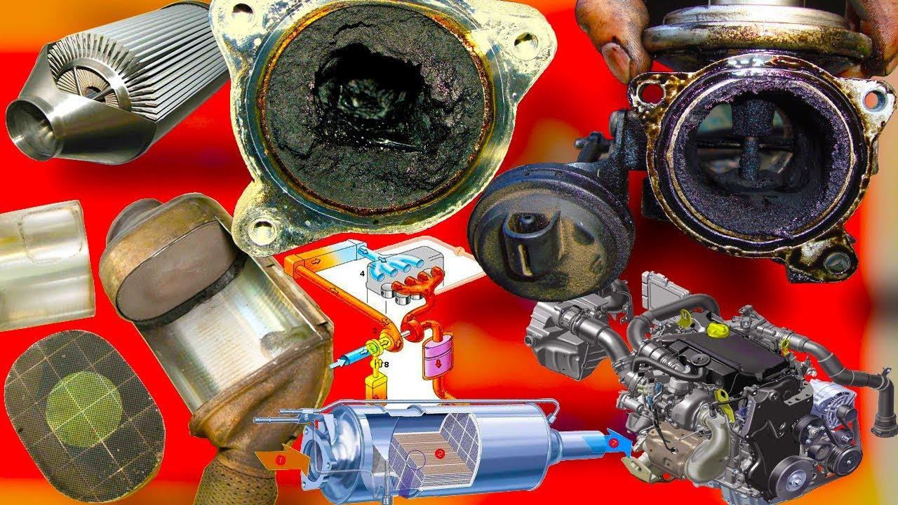 Система EGR,зачем нужна,почему ее удаляют, и удаляют сажевый фильтр на дизеле