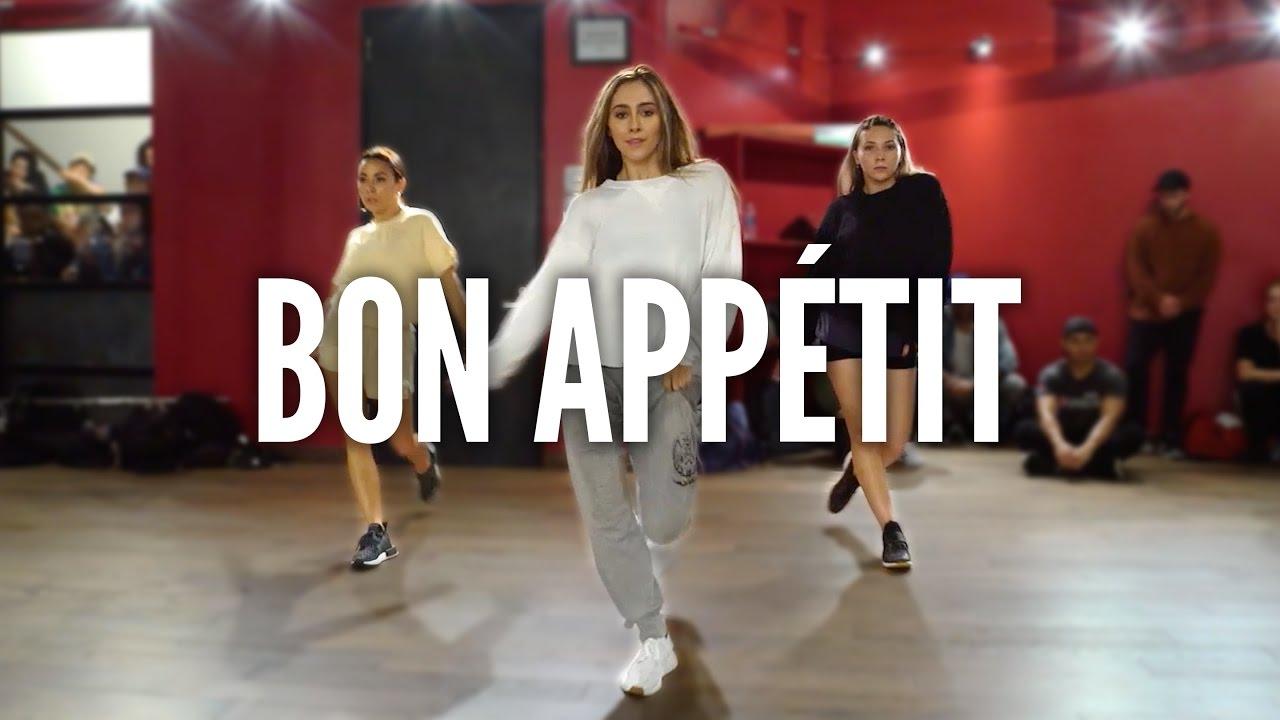 Download KATY PERRY - Bon Appétit ft. Migos   Kyle Hanagami Choreography