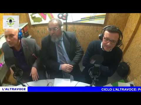 L'ALTROPARLANTE - MAURO FASO - RADIO IN - CICLO L'ALTRAVOCE: Puntata di mercoledì 01/03/2017