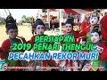LIVE: PERSIAPAN 2019 PENARI THENGUL PECAHKAN REKOR MURI