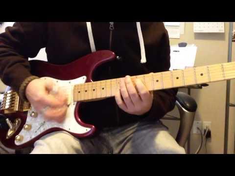Te Amo • Israel Houghton • Lead Guitar