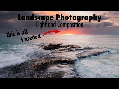 Landscape Photography Tips and Techniques on Location | Grab The Opportunity
