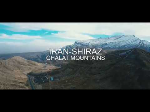 Mavic footage test Ghalat Shiraz Iran