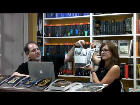 """Presentación Revista """"Mistérica"""" - Cartagena (7/10/2017)"""