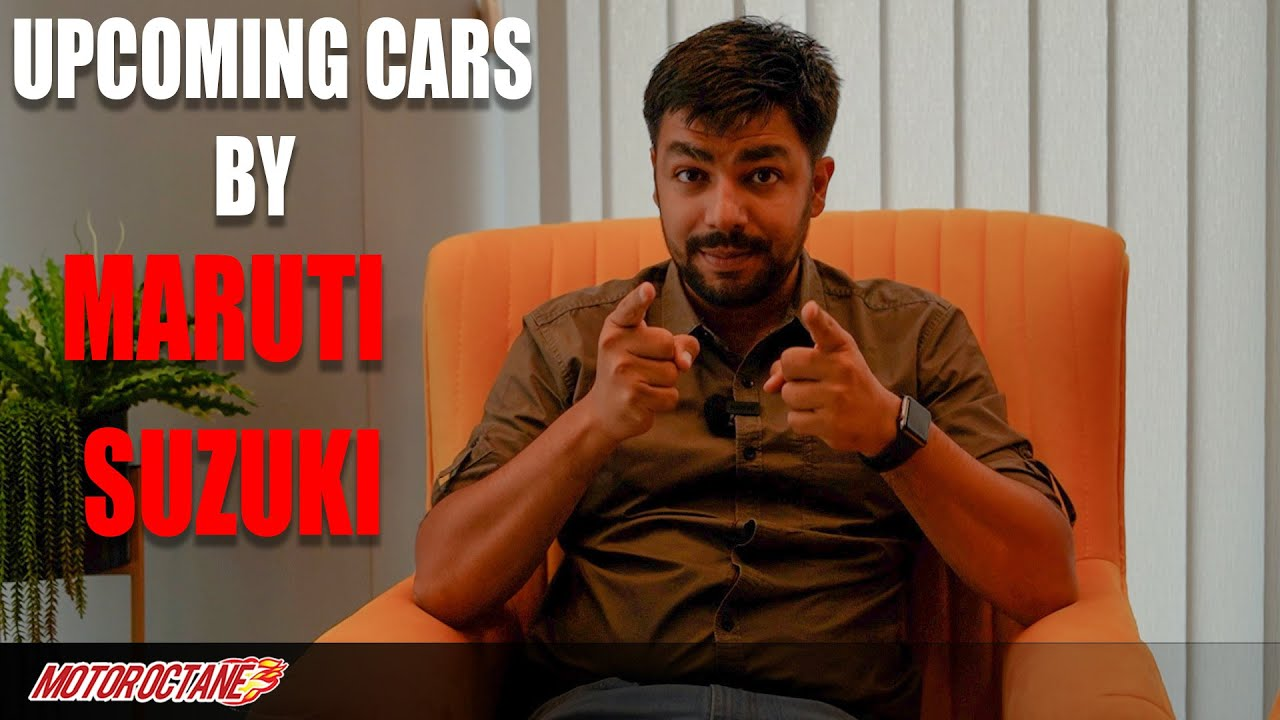 Download 4 Upcoming Maruti Cars in 1 year