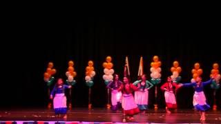 Nadheem dheem thana kannada dance - ISWA 2013