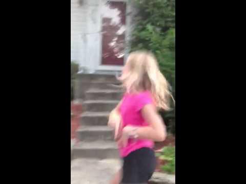 Kathryn Dancing Funny