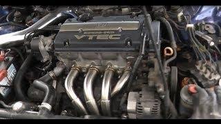 ★ Tri-Y Header Installation + Walk around 2001 Honda Prelude H23a JDM ★