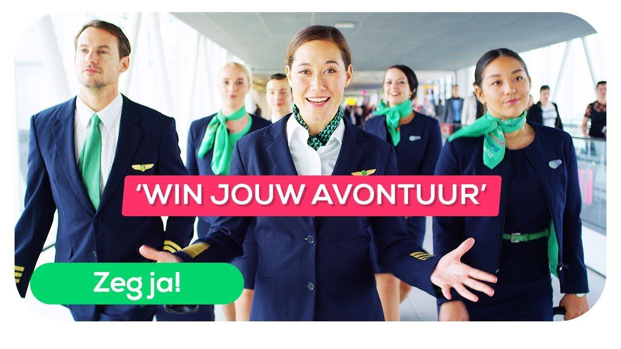 Transavia: Zeg ja!