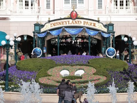 Impressions: One Day and two Parks @ Disneyland Paris 2017 DLRP