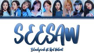 BLACKVELVET - 'SEESAW' (Color Lyrics Eng/Rom/Han/Kan)