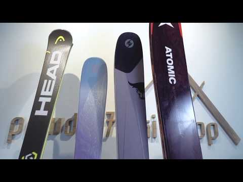 How To Choose The Right Ski Width