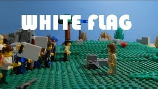 Lego - Passion - White Flag