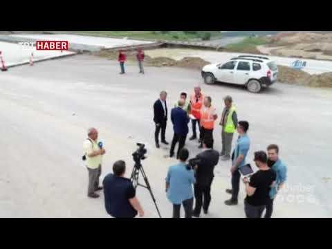 İstanbul-İzmir Otoyolu projesinde sona yaklaşılıyor
