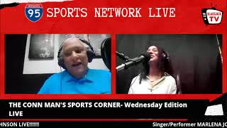 The Conn Man's Sports Corner- Wednesday Edition