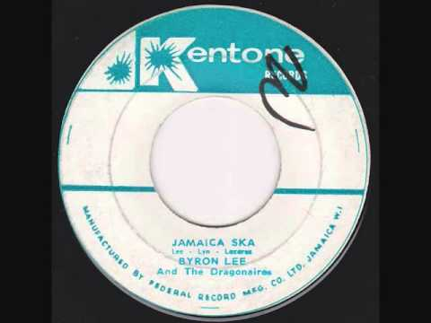 Byron Lee & The Dragonaires - Jamaica Ska