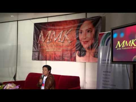 Nora Aunor on working with John Lloyd and Ate Vi