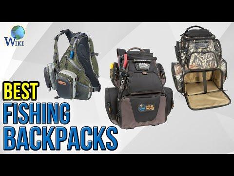 10 Best Fishing Backpacks 2017