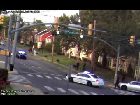 Video of MNPD Officer Andrew Delke Shooting Daniel Hambrick