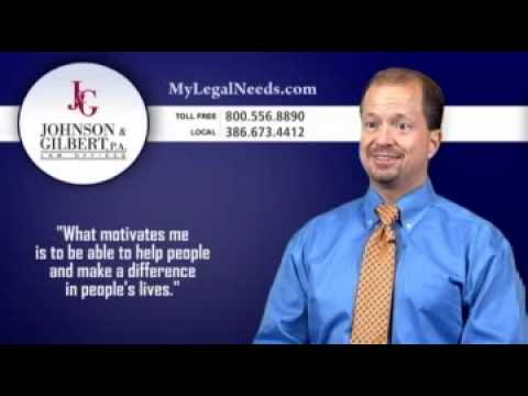What motivates Florida attorney Frank Johnson is ...