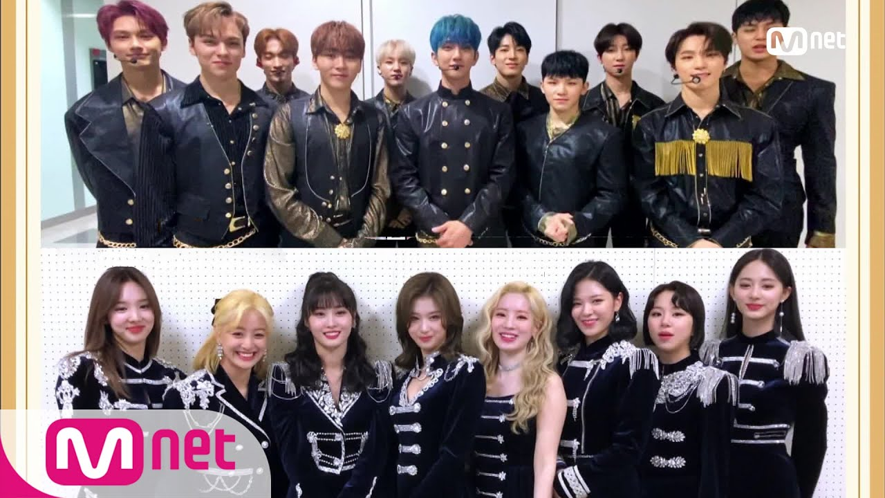 [ENG sub] [2020 New Year's Greetings from K-POP Stars!] KPOP TV Show | M COUNTDOWN 200102 EP.64