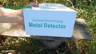 Фото TREKER GC 1065 Unboxing и сборка металлоискателя.