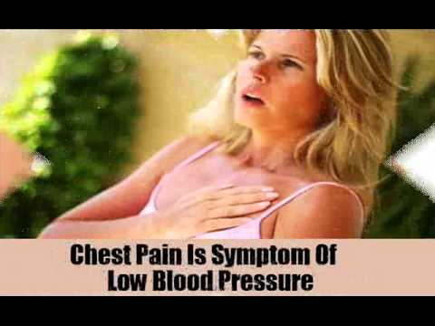 6 Symptoms Of Low Blood Pressure