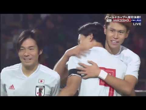 Tajikistan Vs Japan 0-3 FIFA World Cup Qualifying, Highlights And Goals
