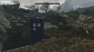 Skyrim PC Mods on Jtag Xbox 360