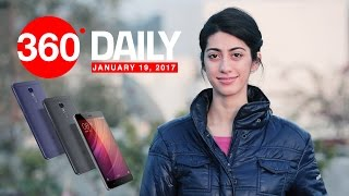 Xiaomi Redmi Note 4 Launched, iPhones Crashing With a Simple Text Message, and More (Jan 19, 2017)