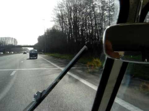 Wij met de splitbus naar de Freddy Files in Ninove