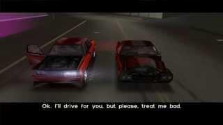 GTA Vice City - The Driver - Walkthrough Gameplay PC