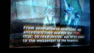 zelda twilight princess kakariko village geting memory  3