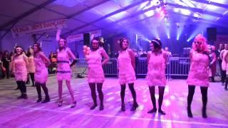 La coregrafia Charleston de la Serada Ròsa