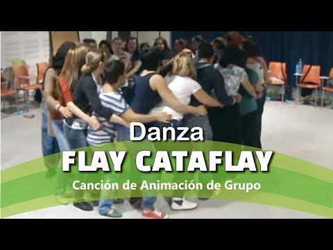 danza-flay-cataflay-|-canción-de-campamento-|-dinámica-de-grupo-|-animación