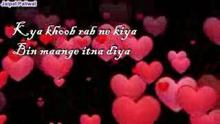 Hasi ban gaya (female) I hamari adhuri kahani lyrics...!!