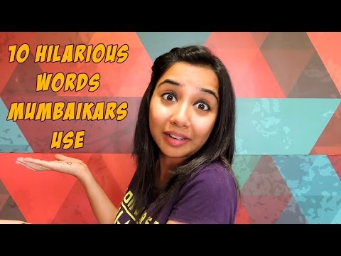 10 Hilarious Words Mumbaikars Use | MostlySane | Latest Funny Videos