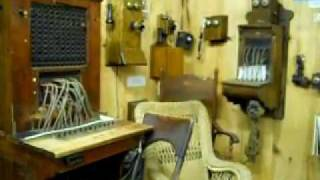 Huge Collection of Antique Phones