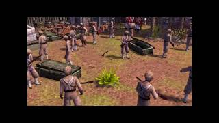 Age Of Empires 3 Asian Dynasties Act 3 India Cutscene