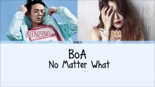 boa beenzino no matter what han rom eng picture color coded hd