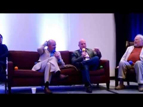 WhoFest 2   Big Finish Panel - The Sixth Doctor Era on Audio