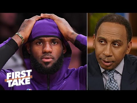 Stephen A. to