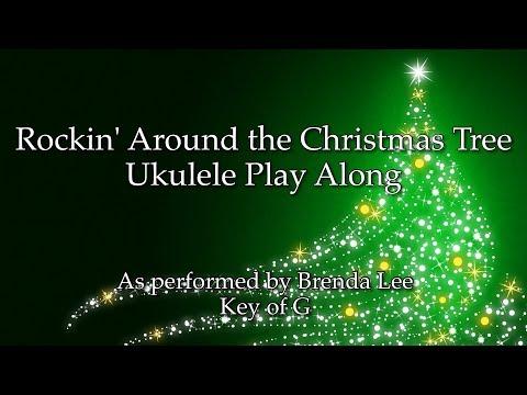 4.1 MB) Rockin Around The Christmas Tree Chords And Lyrics - Free ...