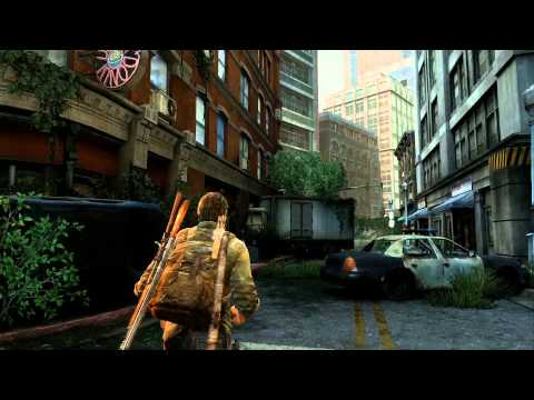 The Last of Us: Remastered | Chapter 5: Pittsburgh 3/4 - Financial District [GROUNDED]