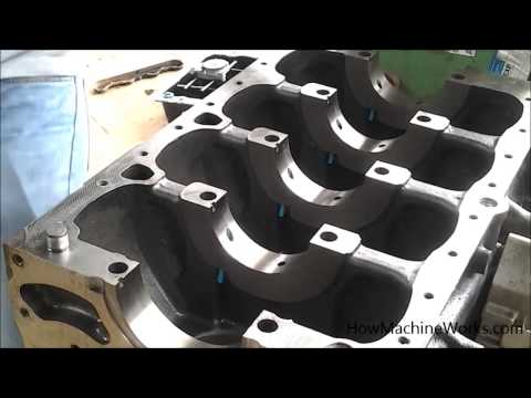 How engine oil cooling jet and nozzle works - Must watch