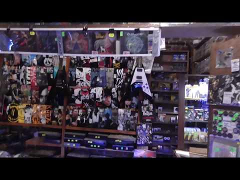 18.12.2017.Castle Rock - старейший рок-магазин