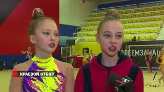 чемпионат Приморья по художественной гимнастике прошёл во Владивостоке